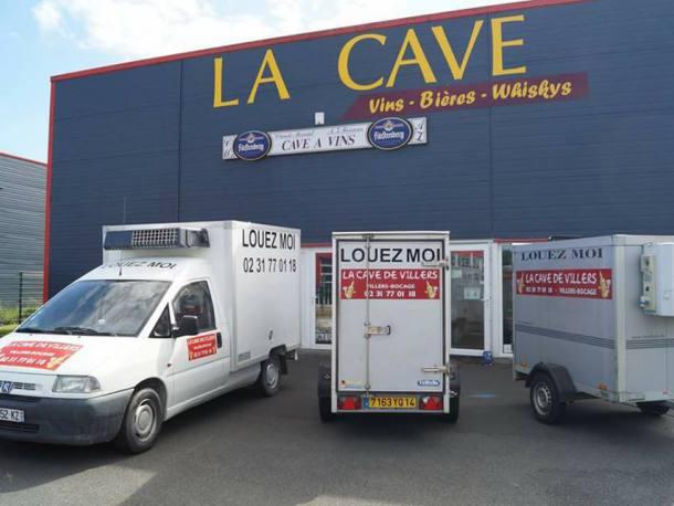 Location de véhicule frigorifiques